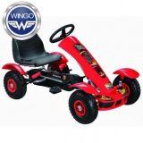 Детская Педальная машинка WINGO CART F618